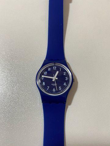 Relógio Suíço Swatch nunca usado duas voltas