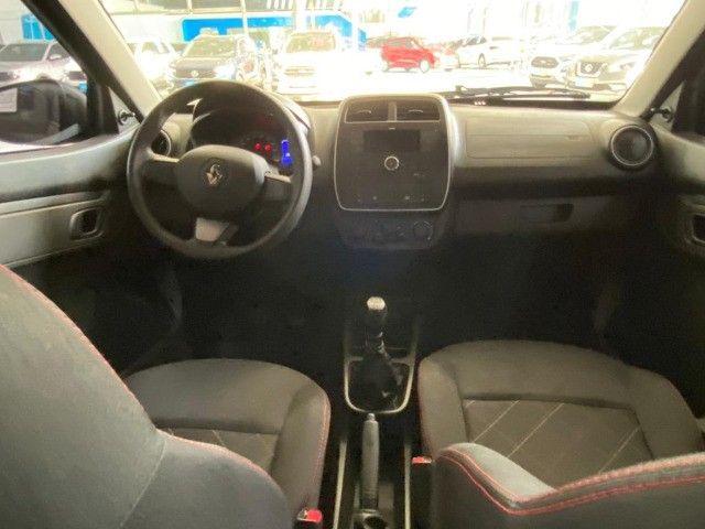 Renault Kwid 1.0 Zen 2021 -Único dono! Garantia de Fábrica! - Foto 9