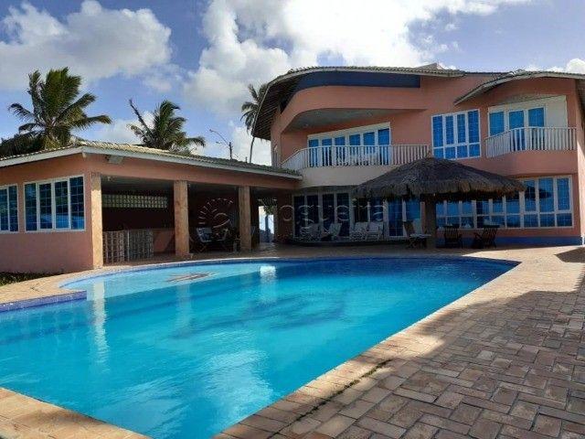DM *$* Casa de Luxo na beira mar de Porto de Galinhas, 415m² 6 quartos