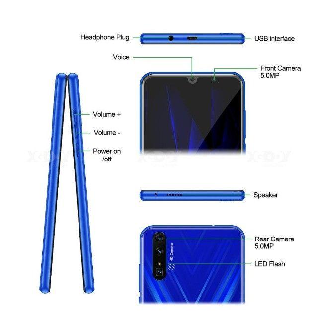 "Smartphone Xgody 2GB/16GB Android 9.0 | 6.0"" - Foto 2"