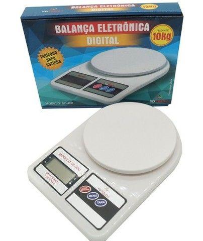 Balança Dieta Cozinha 1gr a 10kg (Promoção) - Foto 3