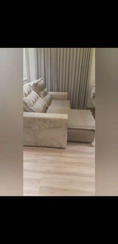 Sofá retrátil e reclinável novo sem uso - Foto 2