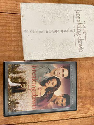 DVD duplo de Amanhecer parte 1 - Foto 5