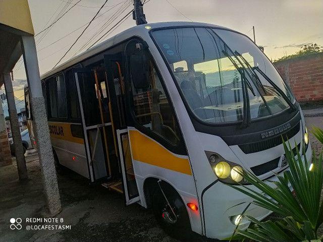 Microônibus Agrale 2010 - Foto 3