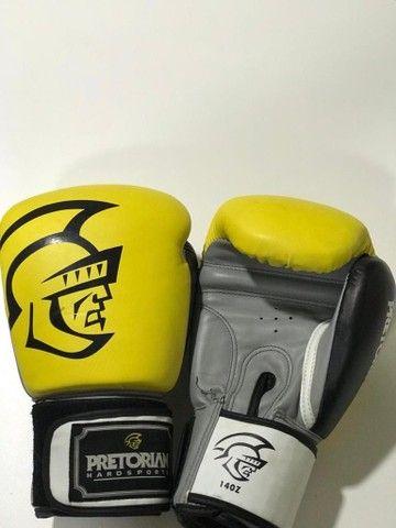 Luvas de boxe pretorian número 14 - Foto 3