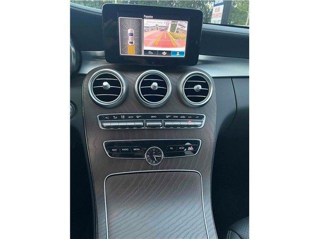 Mercedes-benz C 180 2019 1.6 cgi flex exclusive 9g-tronic - Foto 12