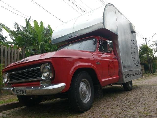 Food Truck  (Uma verdadeira relíquia) - Foto 3