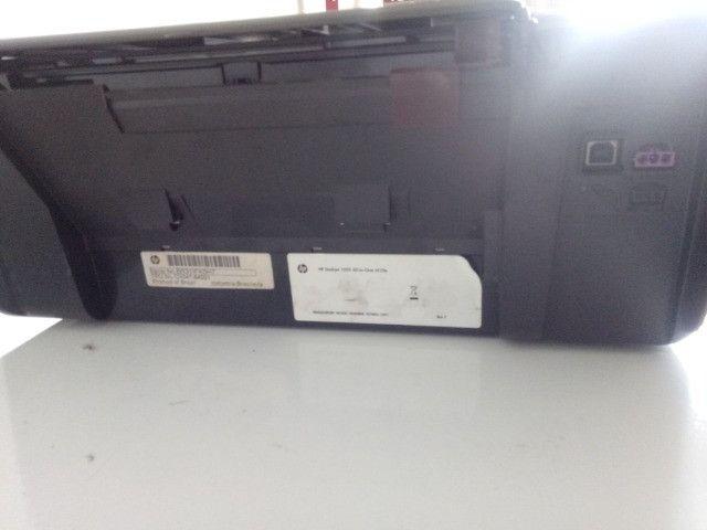 Impressora HP Deskjet 1055 - Foto 6