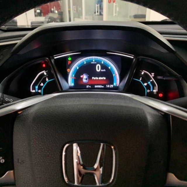 Honda Civic Sedan EXL 2.0 Flex 16V Aut.4p 2017/2017 - Foto 6