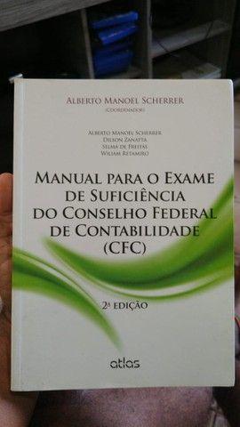 Manual para o Exame de Suficiência do Conselho Federal de Contabilidade (cfc)