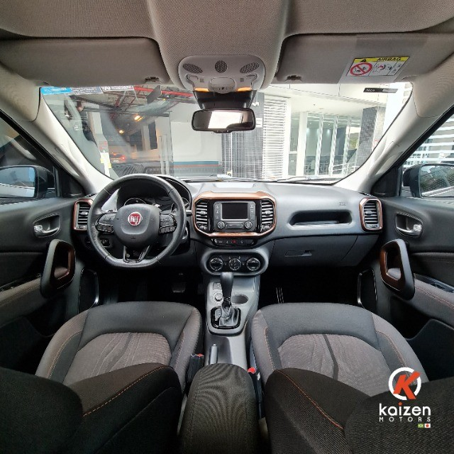 Fiat Toro Volcano 2.4 Flex 2019 - Foto 11