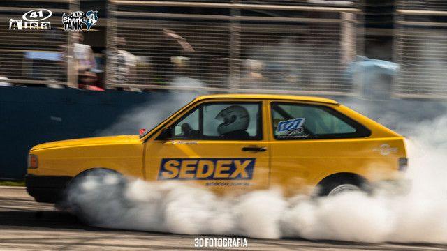 Gol turbo troco por moto  - Foto 2