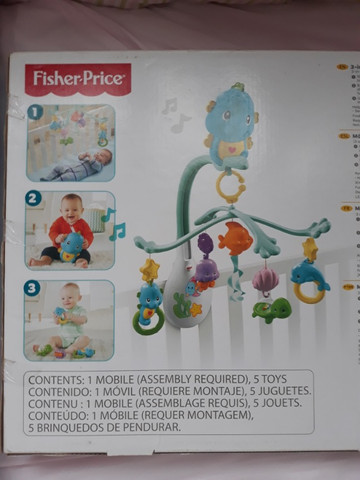 Mobili música - Fisher Price - Foto 6
