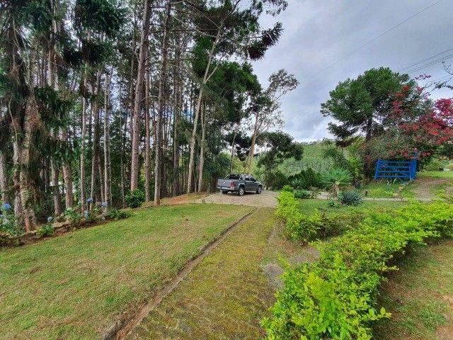 Vendo Lote 2.500 M² com Vista Eterna para Pedra Azul - Condomínio Cerro Azul - Foto 6