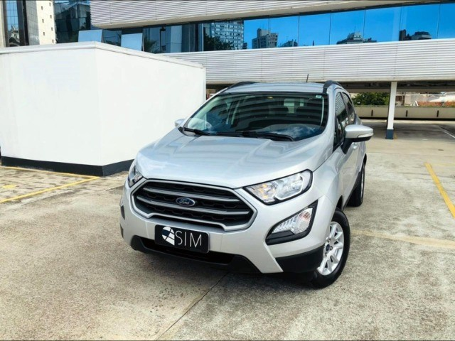 Ford Ecosport Se 1.5 Automática - 2020 - Super Nova - Foto 2