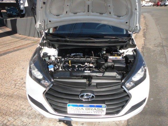 Hyundai HB20S 1.6 Comfort Plus 16V Flex 4P Manual - 2018 - Foto 7