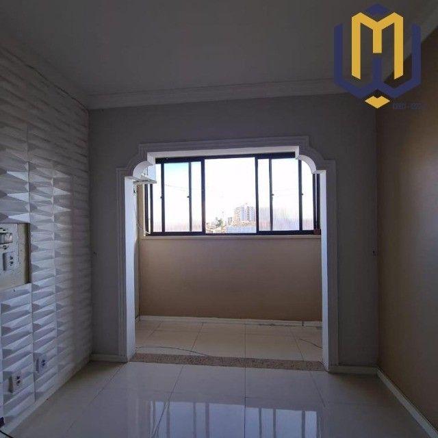 Apartamento com móveis projetados no Monte Castelo - Foto 4
