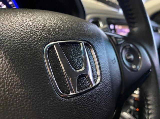 HONDA HR-V 1.8 16V FLEX EX 4P AUTOMÁTICO  2019 C/ GNV - Foto 20