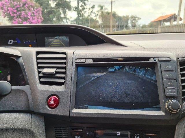 Civic lxr 2.0 automático 2014 - Foto 10