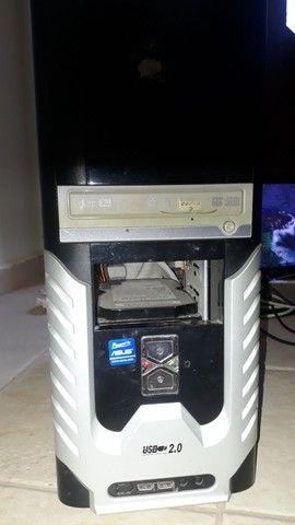 PC usado pentium 4 3.2 GHz Memória RAM 2 GB  - Foto 3