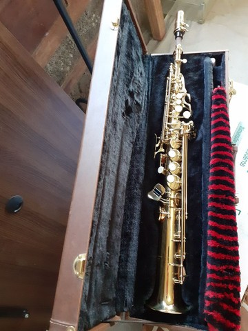 Sax soprano americano  - Foto 5