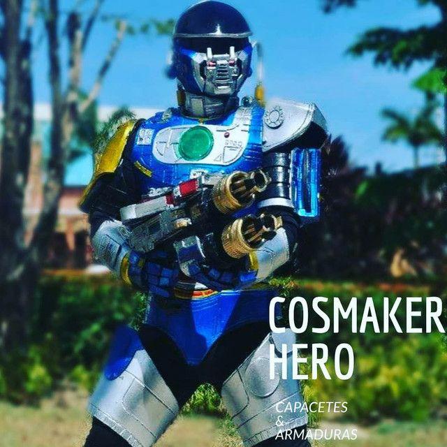 Tokusatsu#Cosplay# Jaspion#Jiraya#KamenRider#Winspector#Solbrain#Cybercops#Ultraman#