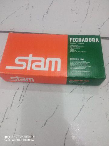 Fechadura Stam 813/03 inox interna