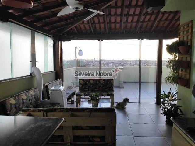 Cobertura 03 quartos no bairro carmargos em belo horizonte - Foto 10