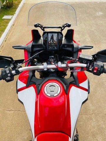 África Twin 1000L 2020 ZERO!! - Foto 11