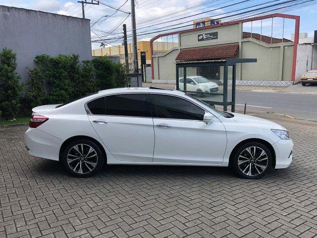 Accord Sedan EX 3.5 V6 2016 R$ 86.900,00 - Foto 11