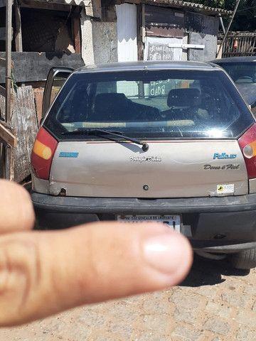 Fiat palio 98 com documento e recibo 5.000 valor negociável  - Foto 4