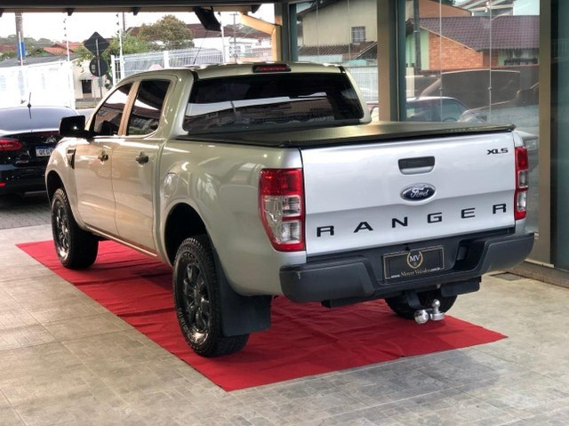 Ford Ranger XLS 2014 CD 2.5 Flex - Foto 4