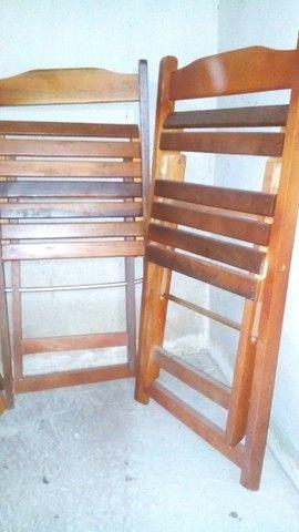3 caldeiras em madeira , tipo dobrável flexível , só $25 cada unidades . - Foto 2