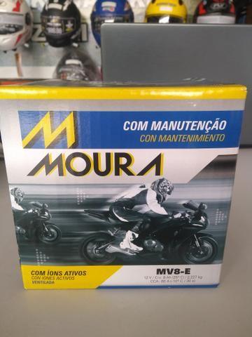 Bateria ma9-e transalp next250 entrega em todo Rio - Foto 2