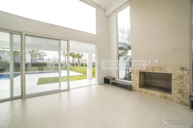 Casa à venda com 5 dormitórios em Belém novo, Porto alegre cod:158321 - Foto 11