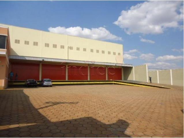 Galpão/depósito/armazém à venda em Distrito industrial, Cravinhos cod:11270 - Foto 3