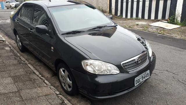 Corolla XEI automático 2006 1.8