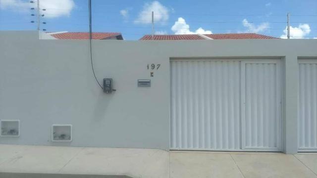 Casas pertinho de Messejana, 3 quartos 2 vagas fino acabamento - Foto 2