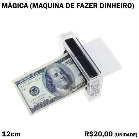 Mágica (Máquina de Fazer Dinheiro)