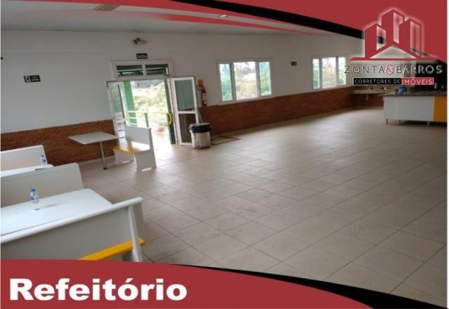 Galpão/depósito/armazém à venda em Afonso pena, São josé dos pinhas cod:BA00001 - Foto 9