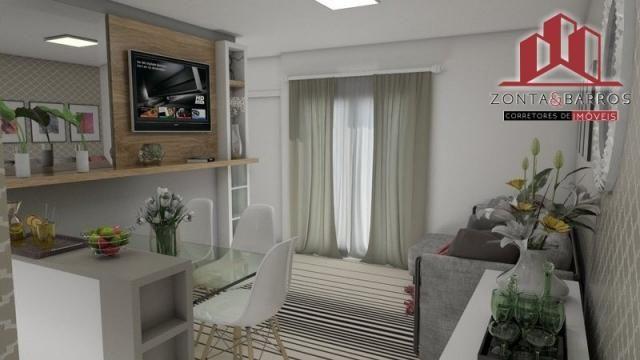 Apartamento à venda com 2 dormitórios em Estados, Fazenda rio grande cod:AP00003 - Foto 16