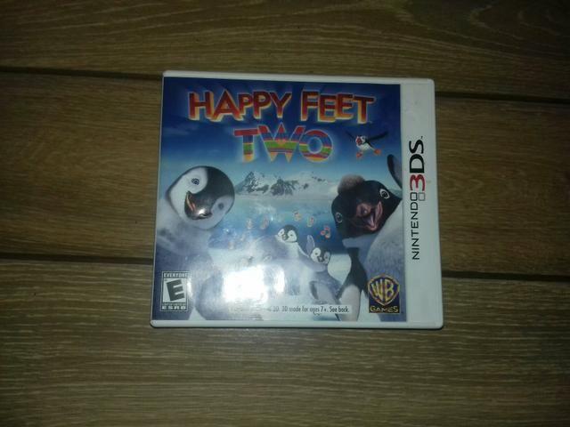 Happy Feet para Nintendo 3DS