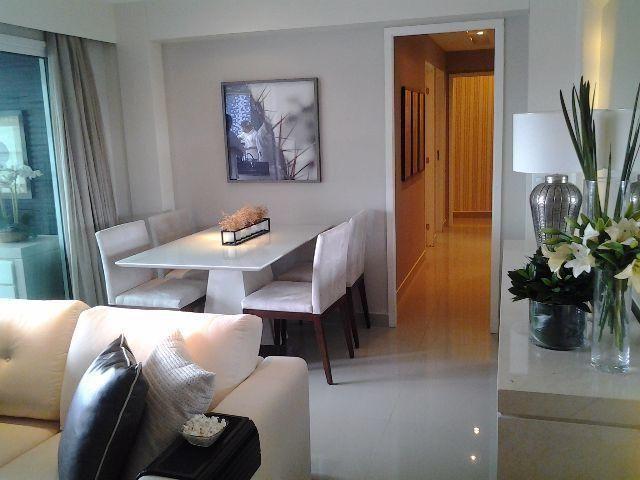 Excelente apartamento no Tirol Way,com 3 quartos sendo 1 suíte,dependência completa