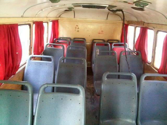 Aluguel de Van e Microonibus