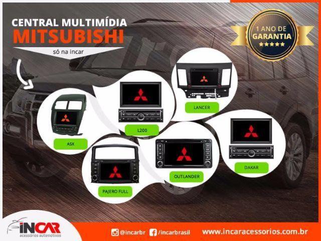 Central Multimidia Pajero - L200 - Cerato - Renegade -S10 - Cruze - Onix - Cobalt