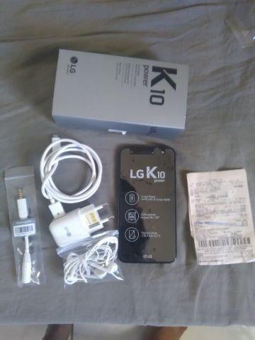 LG K10 Power ou troco por outro com volta