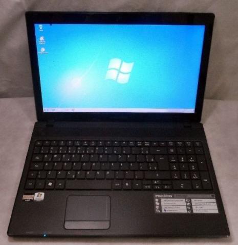 Notebook eMachines E443-0423
