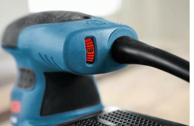 Lixadeira Excêntrica 250w C/ Coletor Gex 125-1ae 220v Bosch