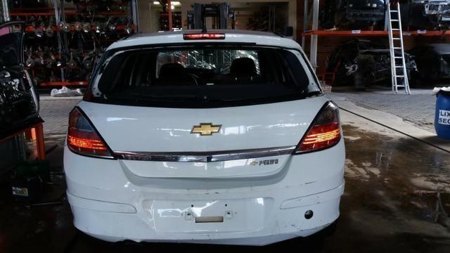 Peças usadas Vectra GT 2011 2.0 8v flex 140cv câmbio manual