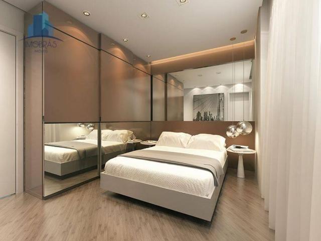 Apartamento residencial à venda, Alto da Rua XV, Curitiba. - Foto 5